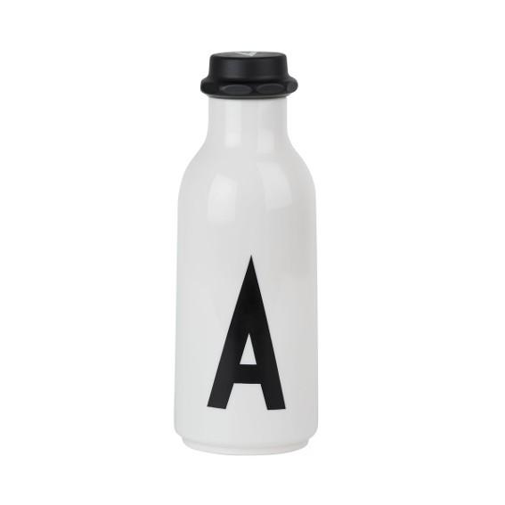 Trinkflasche Arne Jacobsen Buchstaben Design Letters