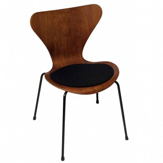 sitzauflage l 3107 i arne jacobsen sitzauflagen wohnen. Black Bedroom Furniture Sets. Home Design Ideas