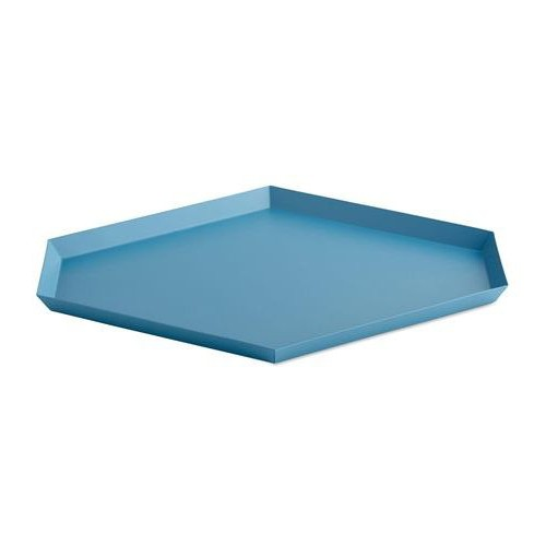 Hay Kaleido Tablett L Blau