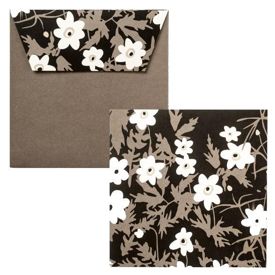 Grußkarten I Arne Jacobsen Flowers I Design Letters