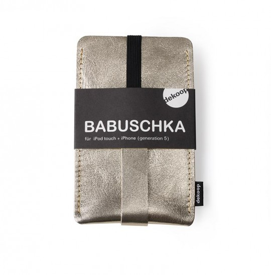 Handytasche I Babuschka 5 Leder I Dekoop