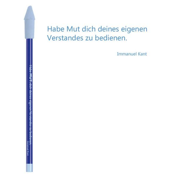 Bleistift Immanuel Kant MUT
