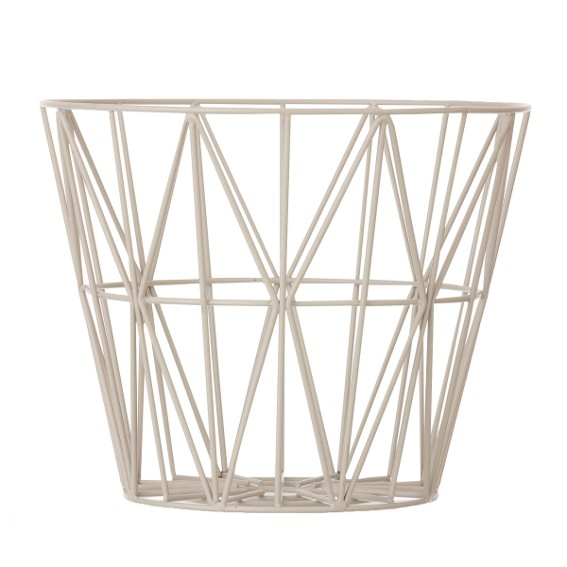 Korb I Wire Basket S I ferm living