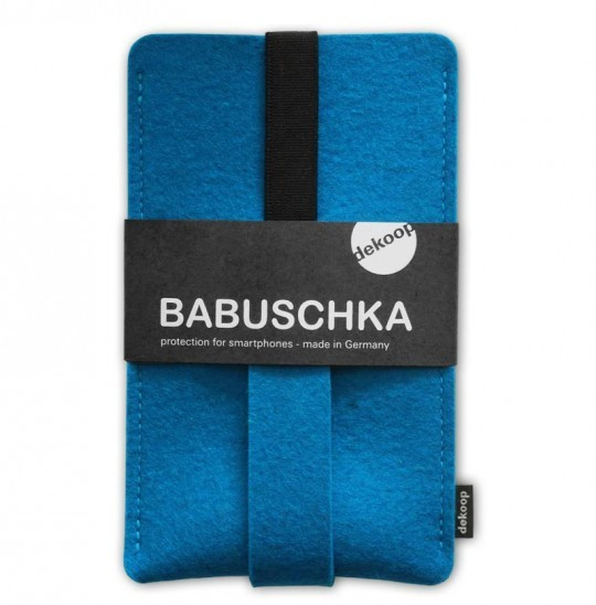 Handytasche I Babuschka 6+ Wollfilz I Dekoop