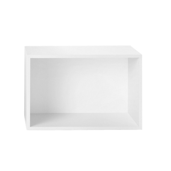 Regal I Stacked white L I muuto