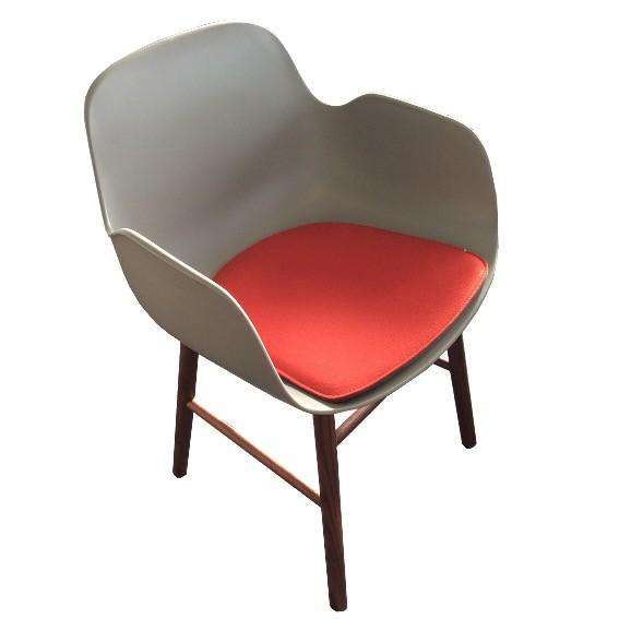 Stuhlkissen für Form Lehnstuhl von Norman Copenhagen