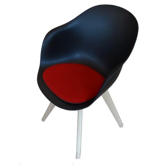 Adelaide Arm Chair BoConcept Stuhlkissen Filz