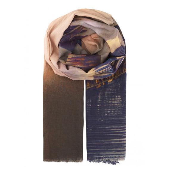 schal i viscaria new york i becks ndergaard t cher schals accessoires geschenkideen. Black Bedroom Furniture Sets. Home Design Ideas