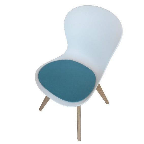 Filz Sitzauflage Adelaide Chair BoConcepte