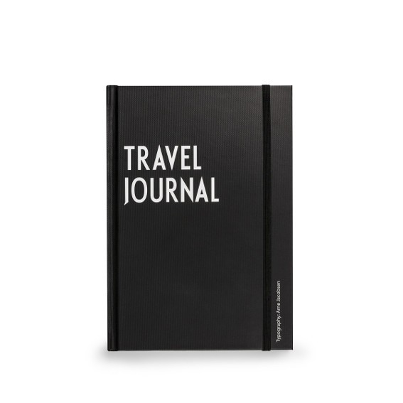 Notizbuch I Travel Journal I Design Letters
