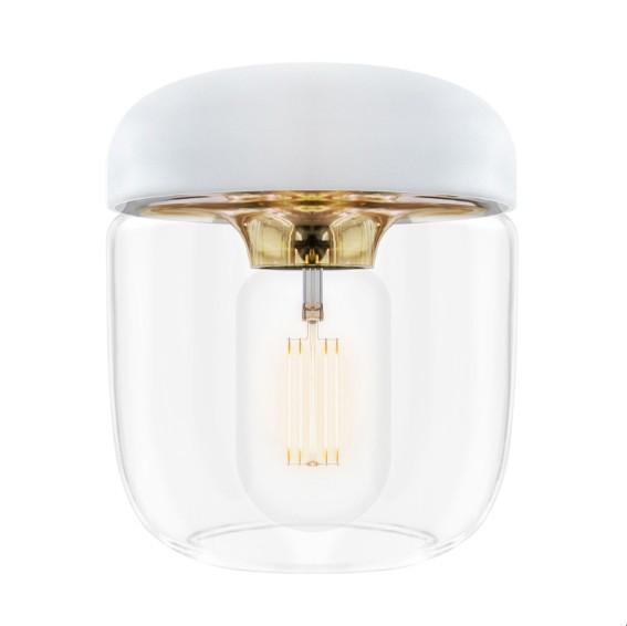 Acorn Leuchtenschirm in weiß von Vita bei Raumformplan in Hannover
