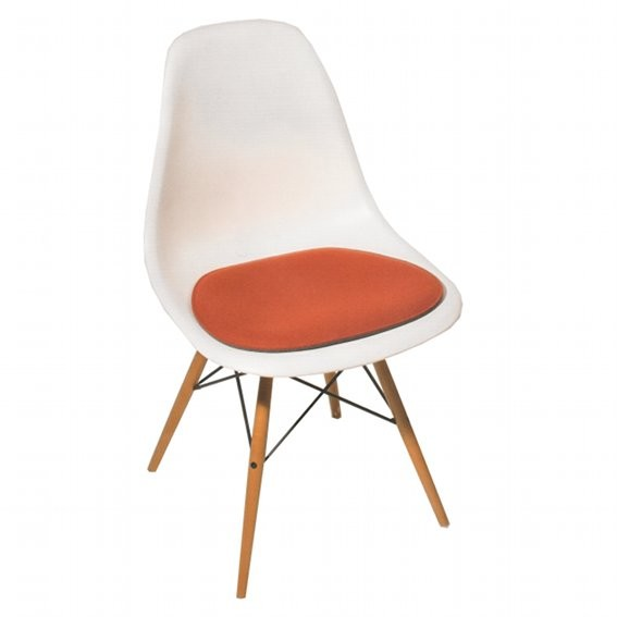 Stuhkissen Eames Side Chair filzkissen.de