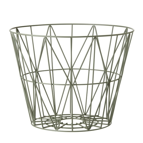 Korb I Wire Basket L I ferm living