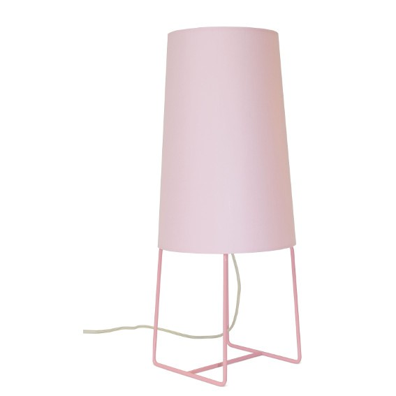 Tischleuchte Frau Maier Mini Sophie rosa