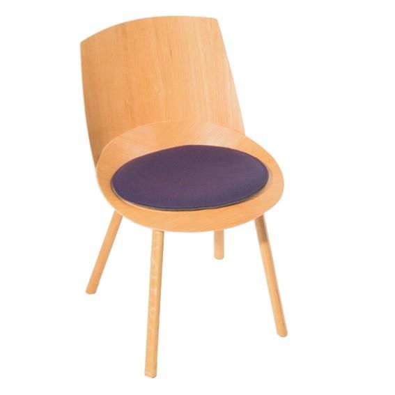 Filz Kissen CH04 HOUDINI Chair Stefan Diez Parkhaus Berlin
