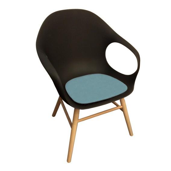 Kristalia Elephant Chair Sitzauflage aus Wollfilz