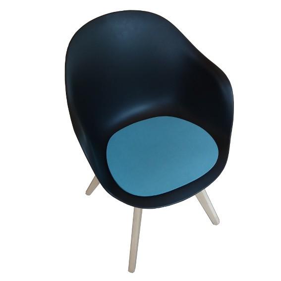 Sitzauflage Filz Adelaide Arm Chair BoConcept