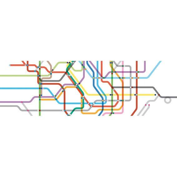 Paneele I Tokio Metro I Extratapete