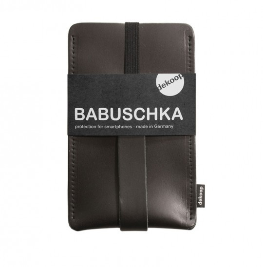 Handytasche I Babuschka 6 Leder I Dekoop