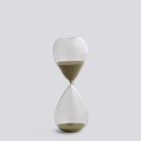 Sanduhr Hay M 15 Gold minute Raumformplan