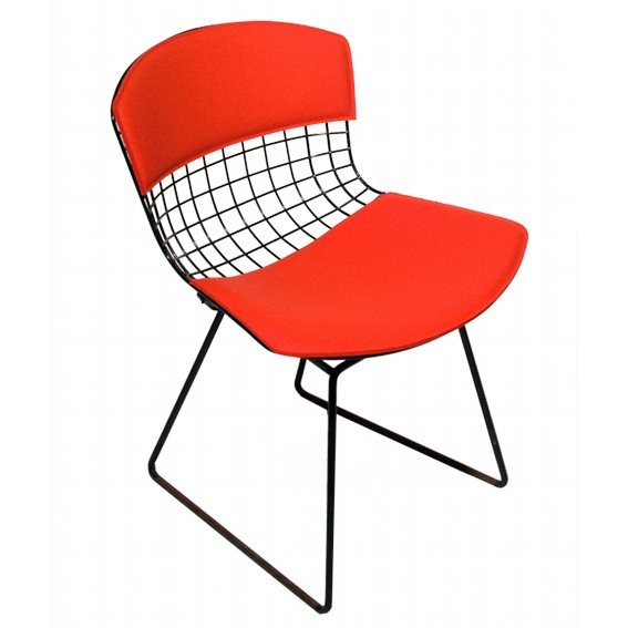 Stuhlkissen SIDE CHAIR HARRY BERTOIA Wollfilz